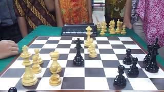 Aulia Rochmah - MPW vs Wilfried Tampubolon