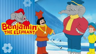 Benjamin the Elephant Benjamin in the Arctic Ocean FULL EPISODE