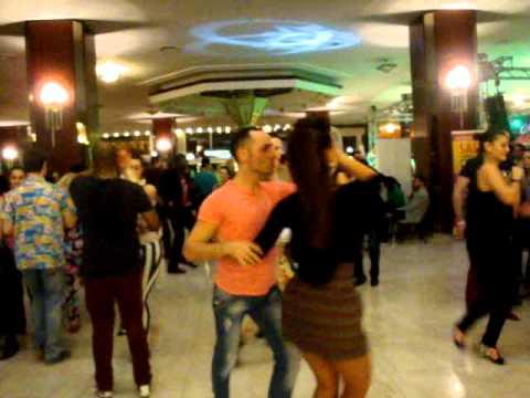 Adrian & Tatiana Social Dancing