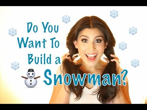 Do You Want to Build a Snowman ? - Frozen - Cover