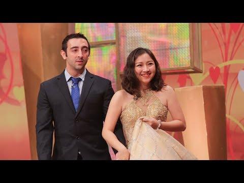 Chàng trai Anh Quốc cân nhắc rất kỹ khi đám cưới với cô gái Việt Nam 💏   vợ chồng son