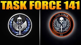 The Full Story of Task Force 141 (Modern Warfare Story)