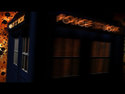 NeonVisual- Day Of The Doctor-Recreation Part 1 Of 2 (Watch In HD)