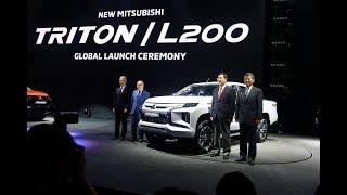 Auto Focus | Special Feature: Mitsubishi Triton Strada Launch