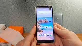 Распаковка смартфонов Oukitel C12 Pro, Oukitel C11 Pro, Leagoo M11