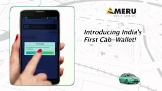 Introducing New Meru Cabs App