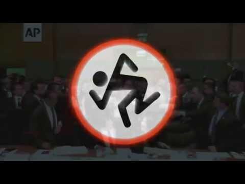 Turkish Parliament Brawl (Remix)