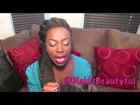 251  Bed Time Routine with Senegalese Twists