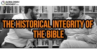 Video: The Historical Integrity of the Bible: GDM Show