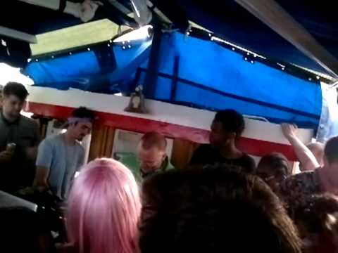Outlook 2012: Swamp81 Boat Party