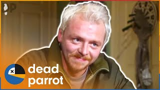 Mettle | Spaced | Series 2 Episode 3 | Dead Parrot