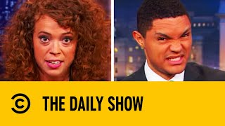 Trevor Wonders Whether White People Can Be Black - The Daily Show | Comedy Central