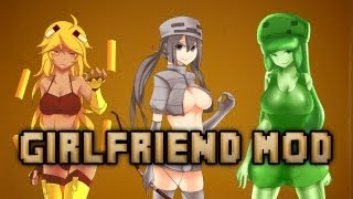 Minecraft: Girlfriend Mod! - Friends, Buddies & More :D - Uberagon
