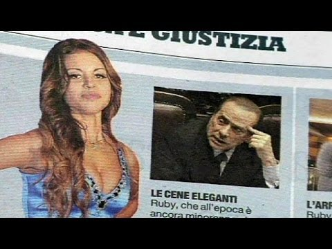 Italy: court reveals reasons behind Berlusconi's conviction in 'Ruby' case