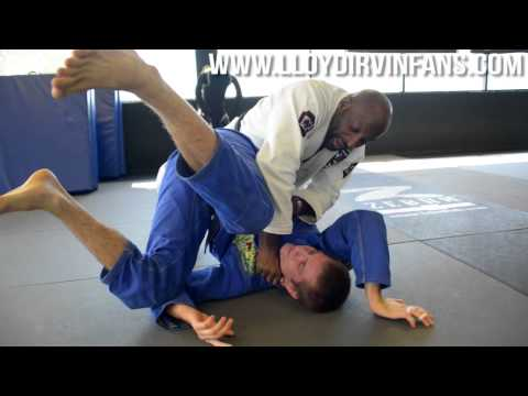 Lloyd Irvin's Brazilian Jiu Jitsu Micro Transitional Drilling System Explained