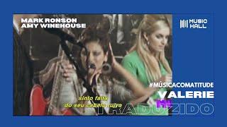 Mark Ronson Amy Winehouse Valerie Clipe Oficial Legendado Tradução