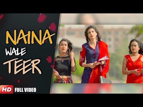 NAINA WALE TEER FULL SONG  SP SANDHU  Apna Brand Entertainment