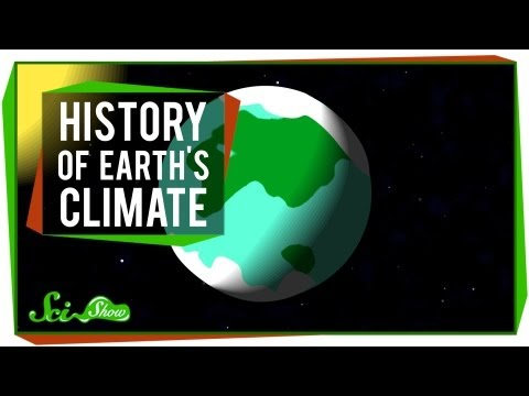 A History of Earth's Climate