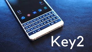 BlackBerry Key2 review: A classic lives on