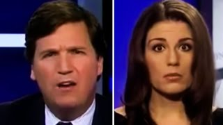 FAIL: Tucker Carlson Bullies Writer Who Questions Ivanka Trump's Ability To Be an Advocate For Women