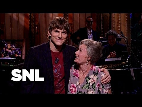 Ashton Kutcher Monologue: Demi Moore – Saturday Night Live