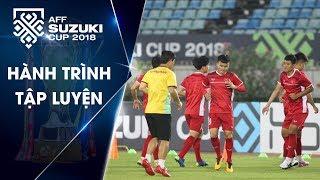 Đội tuyển Việt Nam làm quen sân Thuwunna | VFF Channel