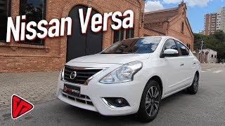 Avaliação Nissan Versa Unique 1.6 CVT |  Top Speed