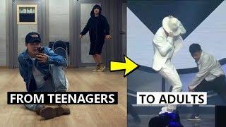 Jikook: Dancing Through The Years (2013-2018)   JIKOOK DANCE EVOLUTION