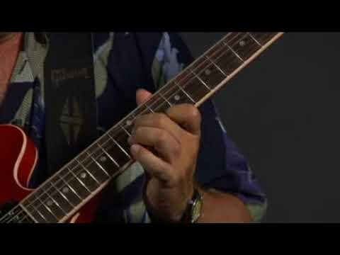 some arpeggiated chord ''swing''licks