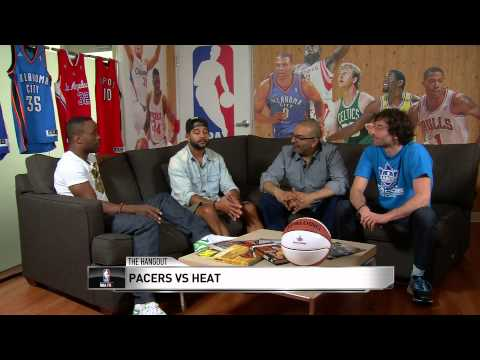 Paul George diagnosed with concussion, Heat in 5? #TheHangout