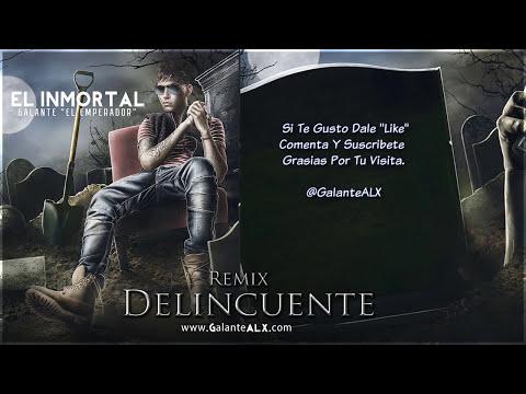 Galante ft. J Alvarez - Delincuente (Remix)