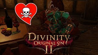 Divinity: Original Sin 2 - Male Prostitute Into Undead