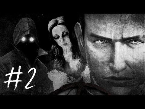 HOLD YOUR BREATH! - Deadly Premonition The Director's Cut Gameplay Walkthrough Part 2