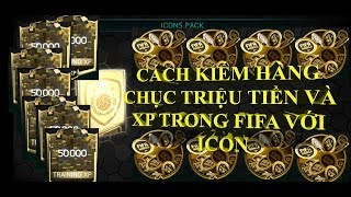How to make millions coins and xp in Fifa Mobile - Bangle Fifa Mobile