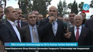 Canımızdan Vazgeçeriz Türkmendağı'nda Vazgeçmeyiz !