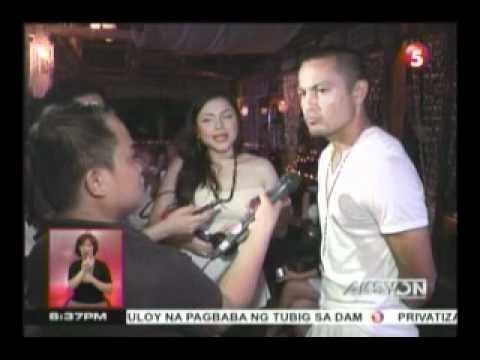 Entertainment   Derek Ramsey, Angelica Panganiban, Heart Evangelista, Daniel Matsunaga
