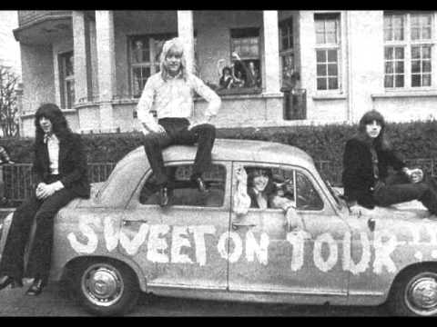 Sweet - Burn on the Flame
