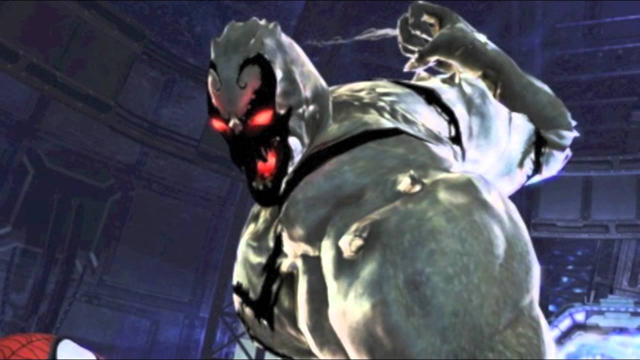 Anti-Venom is in Spider-man Edge of Time Video Game! E3 ...