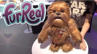 Star Wars: Furreal Ultimate Co-pilot Chewie