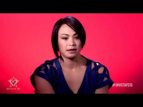 Invicta FC 10: Michelle Waterson Interview