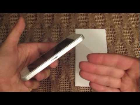How To Insert Sim Card In iPhone 5. iPhone 4s and iPhone 4