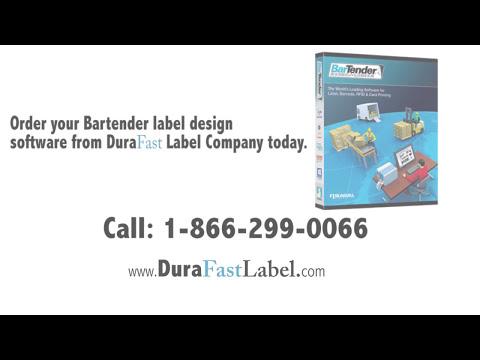 How to Use Bartender Label Design Software