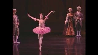 Festival Ballet Theatre Fairy Of Generosity Miettes Qui Tombent Erin Lee 2012