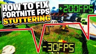 🔧 How To Fix Lag Spikes In Fortnite: Battle Royale v6.21 (Fix FPS Stuttering, Fix Lag Spikes)
