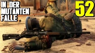 Fallout 4 Gameplay German #52 IN DER MUTANTENFALLE | Let