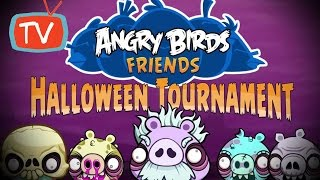Angry Birds Friends - Halloween Tournament Part 2 - Week 179 All Levels - Angry Birds Gameplay