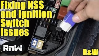 How a Car's Starting System Works PART II - How to Test a Neutral Safety Switch and Ignition Switch