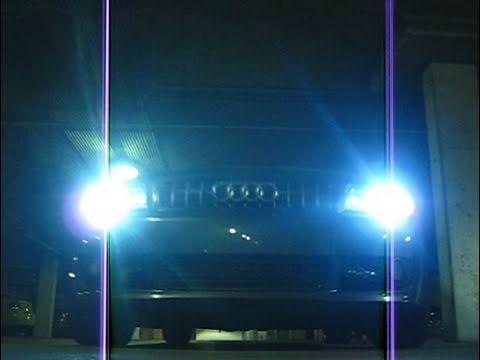 Modded Audi A4 Ultrasport 2004.5 - Engine Revs (Custom AWE Exhaust)