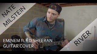 Download Lagu Eminem - River ft. Ed Sheeran (Rock Guitar Cover) Gratis STAFABAND