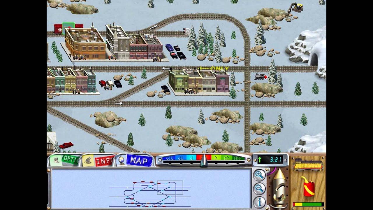 3d ultra lionel traintown deluxe walkthrough